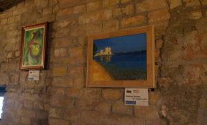 Kuti Galéria - Dabóczy Gergely - Vir szigeti erőd