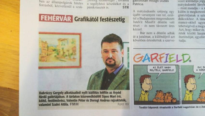 Fejér megyei hírlap 2018.07.03