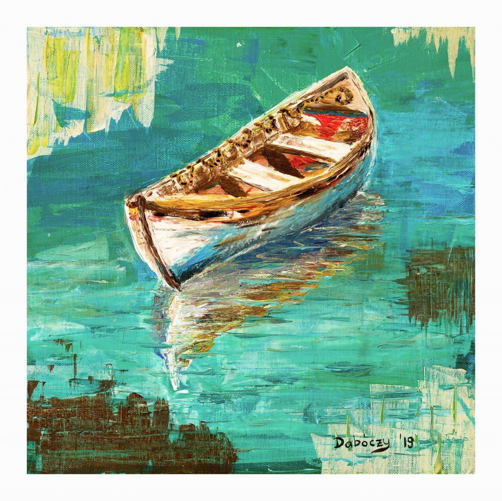 Pengeélen csónak